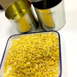 Venda a quente congelados doce em conserva de milho do Kernel do estanho