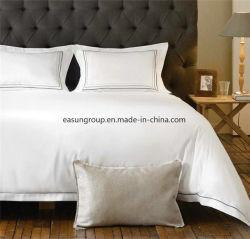 Bon marché couvre-lit feuille de couverture de lit en polyester drap de lit en microfibre