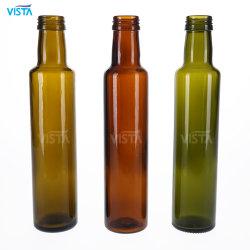 250 мл 25cl 500 мл 50cl 750 мл 75cl фантазии Dorica Marasca старинной зеленый нормальной Flint темно зеленый оливкового масла в стеклянные бутылки с головкой верхней части