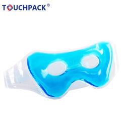 Máscara de gel de olhos Material Eco-Friendly Frio Quente Pack