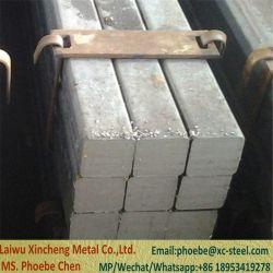 ASTM barra quadrata d'acciaio laminata a freddo/laminata a caldo di 1045/S45c/C45