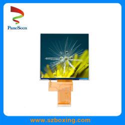 600 고휘도를 가진 4인치 IPS 전송 방식 LCD 휴대용 장치