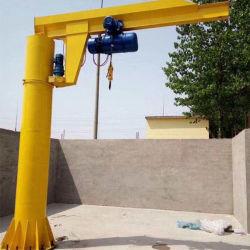Grue colonne fixe de 3 tonnes Longueur du bras de grue de la flèche de 6 m de hauteur de levage bon prix
