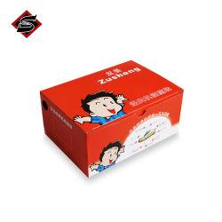 En gros les chaussures pour enfants écologique Personnalisée Emballage Boîte de papier ondulé