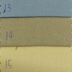 標準的な衣服ファブリックのための織物の綿の新しいデザインによって染められるヘリンボンファブリック