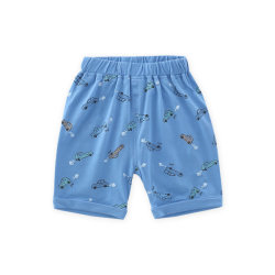 Piel suave amable precio mayorista de moda los pantalones cortos de Baby Boy