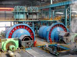 La hematita de mineral de hierro del mineral de equipos de procesamiento de minerales de la EPC plantas