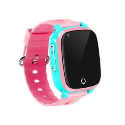 4Gギフトは子供の子供のために機密保護をスマートな腕時計を追跡することを見る
