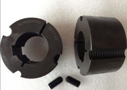 جلبة قفل مستدقة من الحديد الزهر سرعان ما تصلح للقيادة العمود والعجلات المسننة
