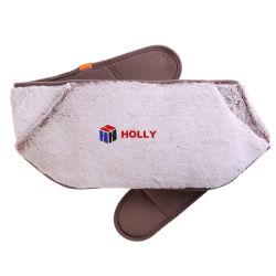 La main plus chaude du chauffage électrique rechargeable en peluche Sac de ceinture de bouteille d'eau chaude