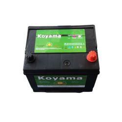 南アフリカ共和国のための639-12V60ahによって密封される自動手入れ不要のカー・バッテリー