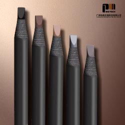 방수 눈썹 펜슬 영구 메이크업 눈썹 매핑 연필