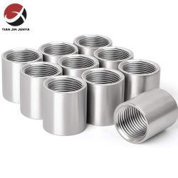 Raccords de tuyauterie de moulage en usine de Chine, classe 150 lb, acier inoxydable Raccords à filetage NPT ou à souder à douille SS304/306 Full/Half/Reducing