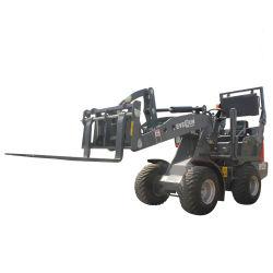 Nuova pala gommata Er1220 1200 kg per macchine agricole Everun