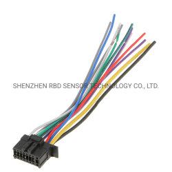 Connecteur d'adaptateur de faisceau de câblage câble connecteur de câblage radio connecteur de Système stéréo auto