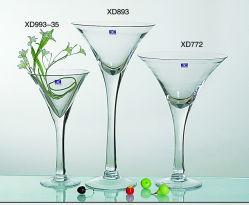 Os utensílios de vidro (XD893, 993-35, 772)