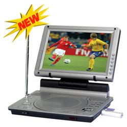 Переносной проигрыватель DVD+ТВ-тюнер(P-9299)
