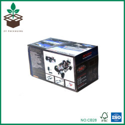A certificação FSC Caixa de cores, Banheira de venda da caixa de brinquedos. Size/logótipo/materiais podem ser personalizados