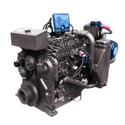 L'homme extérieur Water-Cooled 4/6 cylindres moteur diesel marin