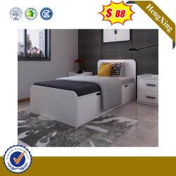Mobilia di legno della casa della camera da letto dei bambini della base dei capretti di singolo formato moderno semplice