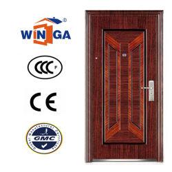 باب معدني مفتوح الأوراق معدني بجودة الصلب الحديد W-S-163