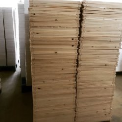 Qualité fiable enfants toile Easel cadre bois peinture Board
