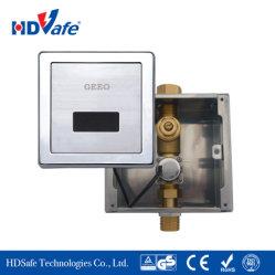 Casa de Banho Acessórios Sensor automático de Lavador Automático Mictório com Bateria da válvula de descarga