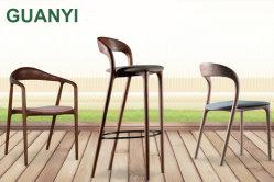 Mobiliário comercial mobiliário moderno mobiliário de madeira sólida Office Restaurante Cadeira de jantar