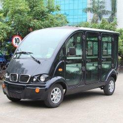 VEREIN-Golf-Fahrzeug des neuen Entwurfs-batteriebetriebenes 6 Seater elektrisches Minidienst