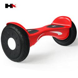 Hx Новые Большие колеса светодиодный индикатор Bluetooth с двойной динамик на баланс для скутера