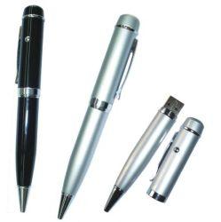 قلم الليزر USB Memory للحصول على شعار مخصص