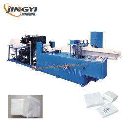 Automatische Seidenpapier-Serviette-Serviette-faltende Maschine mit Farben-Drucken