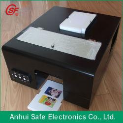 Drucken des Tintenstrahl-bedruckbares Selbstdrucker-CD/DVD oder Belüftung-Karten-Drucken