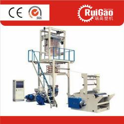 HDPE van de hoge snelheid de Plastic LDPE PE pp Blazende Machine van de Film