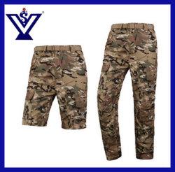 Outdoor Chasse Quick Dry amovible Pantalon Pantalon militaire tactique de combat