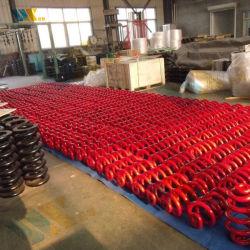 As molas de bobina Comression de grande diâmetro para carros