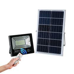 L'Endurance Jardin lumière solaire avec télécommande20W/40W/60W Éclairage extérieur