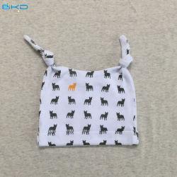 Unisexbaby-Abnützung-Tierdrucken-BabyBeanieBeanie