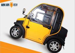 145/70r12 타이어 전기 이동식 차량 1450mm 휠 베이스 핸드 브레이크(트렁크 포함