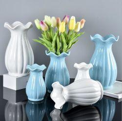 Casa moderna concepção de porcelana de cerâmica vasos para decoração