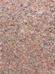 Commerce de gros de matériaux de construction en pierre naturelle de carreaux de granit rose