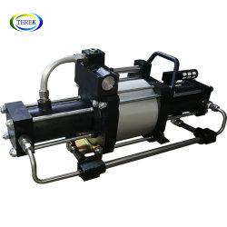 Pompe à huile pneumatique de marque Terek exempt d'huile combustible pneumatique de l'oxygène pompe de gavage