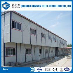 Edificio prefabbricato di Preafb della Camera dell'acciaio inossidabile di Customed