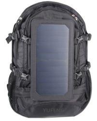 솔라 패널 YF-Slb1601이 있는 솔라 노트북 백팩 백