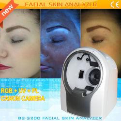 3D кожу лица Analyzer