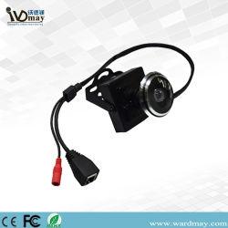 Kabeltelevisie Fisheye van de veiligheid 1.78mm MiniCamera van de Kleur 700tvl CCD van de Lens effio-P
