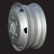 チューブレス車輪の縁、軽トラックの車輪の縁19.5X7.50