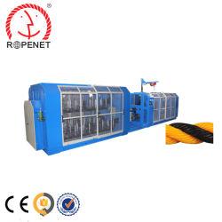 중국 제조자 밧줄 그물 기계 장비를 만드는 고속 HDPE PP 라피아 야자 폴리에스테 나일론 면 사이살 삼 황마 꼬이는 밧줄