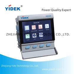 Tester dell'affissione a cristalli liquidi di elettricità di video di energia di Yidek con alta compatibilità elettromagnetica