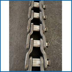 La norme ANSI High-Strength Leaf Single-Strand Chaînes à rouleaux en acier pour le levage et traction à basse vitesse